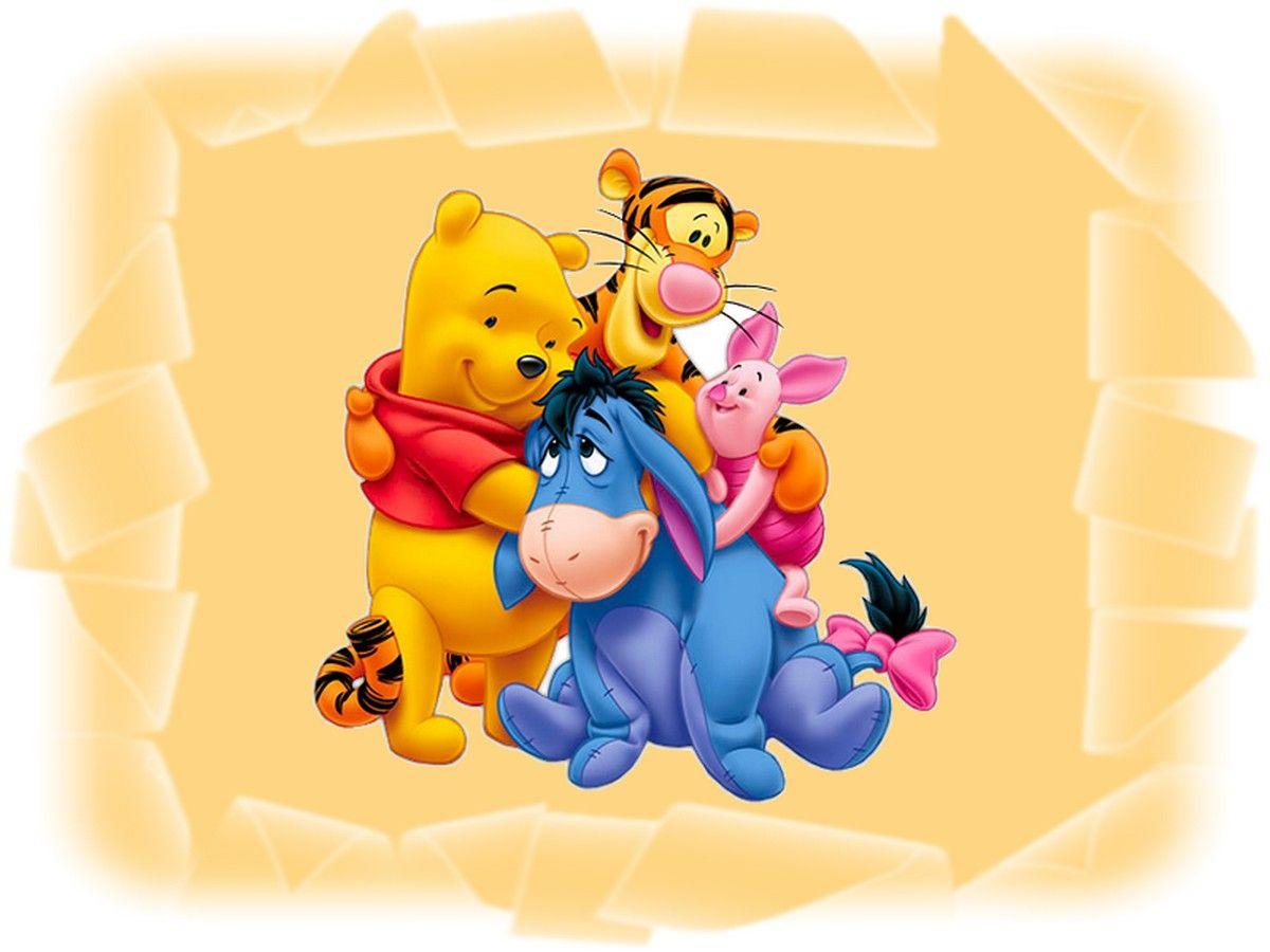 Winnie l ourson page 3 - Pochoir winnie l ourson ...